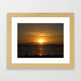 Lahaina, Maui Framed Art Print