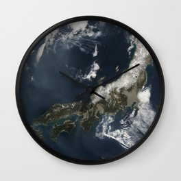 1359. Nagano, Japan 1998 Wall Clock