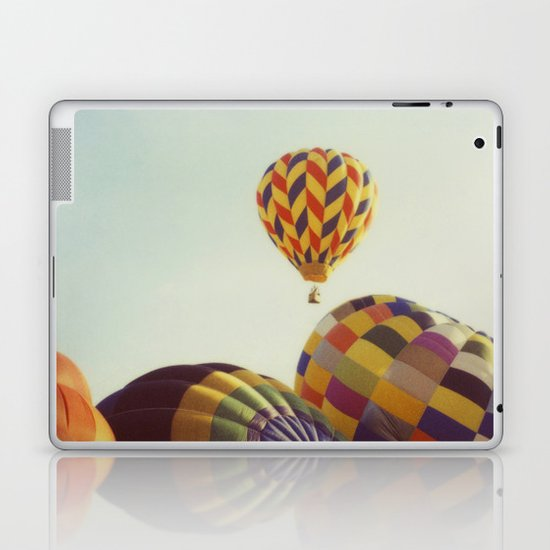 Away We Go Laptop & iPad Skin