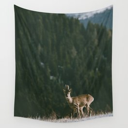 Hello spring! - Landscape and Nature Photography Wall Tapestry