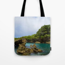 Ague Cove- Guam Tote Bag