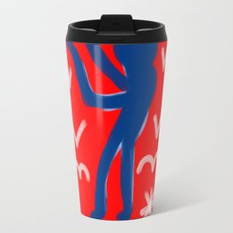 Higher than the sun Travel Mug