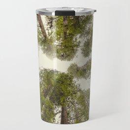 Into the Mist - Nature Photography Travel Mug