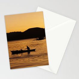 Tranquil Coron Stationery Cards