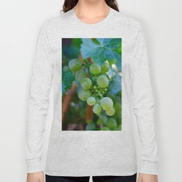Sprig of Grapes Long Sleeve T-shirt