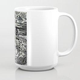 Black/White #2 Coffee Mug