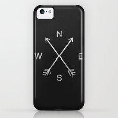 Compass iPhone 5c Slim Case