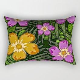 Tropical Botanicals Rectangular Pillow