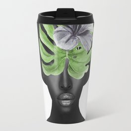 Tropical Girl Travel Mug
