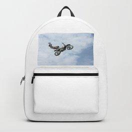 Motocross High Flying Jump Backpack