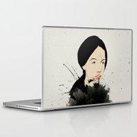 pop art Laptop & iPad Skins featuring Pop by John Murphy