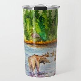 Isle Royale National Park Travel Mug