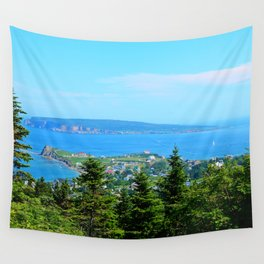 Bonaventure Island Wall Tapestry