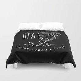 DFA Black Duvet Cover
