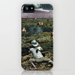 Snappie   Collage iPhone Case