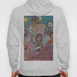 The Flaming Lips - Fear Of Slippery Brains, Electric Toasters & Evil Natured Robots From Outer Space Hoody