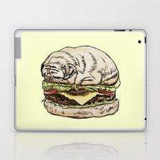 Pug Burger Laptop & iPad Skin