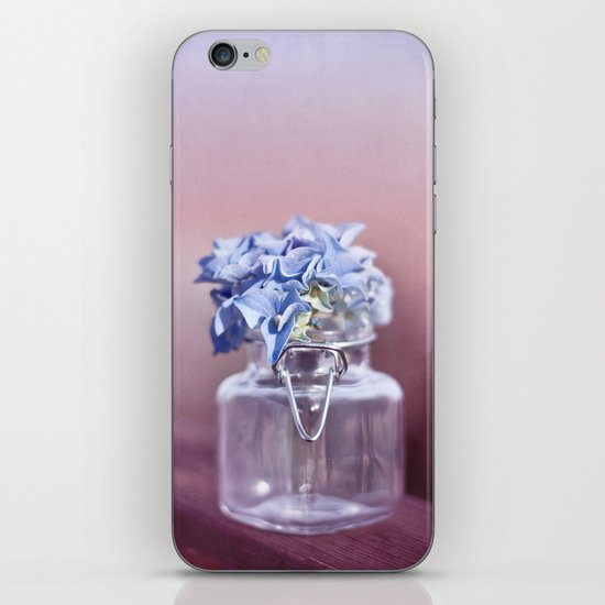 HYDRANGEA DREAM iPhone & iPod Skin