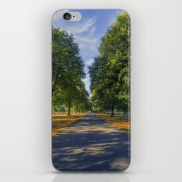 Summer Road iPhone Skin