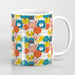 Monsters friends Coffee Mug