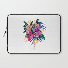 Ballerina Floral Babe Laptop Sleeve