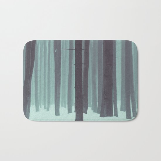 Frozen kingdom Bath Mat