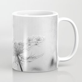 AFE Queen Anne's Lace BW Coffee Mug