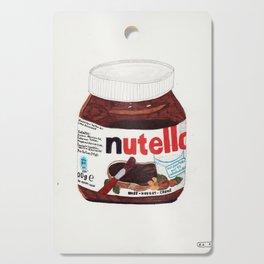 Nutella Cutting Board