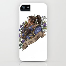 My King iPhone Case
