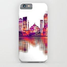 Mexico City Mexico Skyline iPhone Case