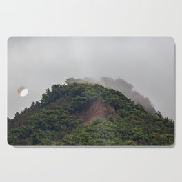 Maui Mountain Tops Cutting Board