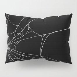Spiderweb Pillow Sham