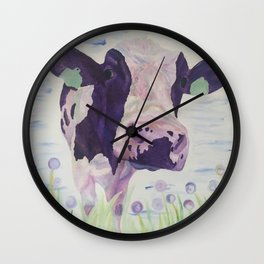 Willow from H.Watterson Art Collection The Boring Barn Wall Clock