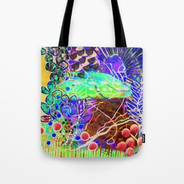 Place of Peace Tote Bag