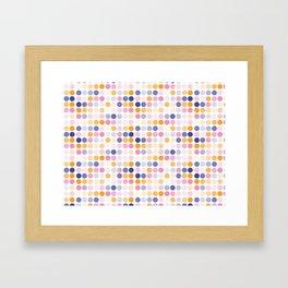 COOL SPOT Framed Art Print