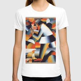 Woodcutter - Kazimir Malevich T-shirt