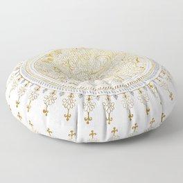 Mandala Justyoga Floor Pillow