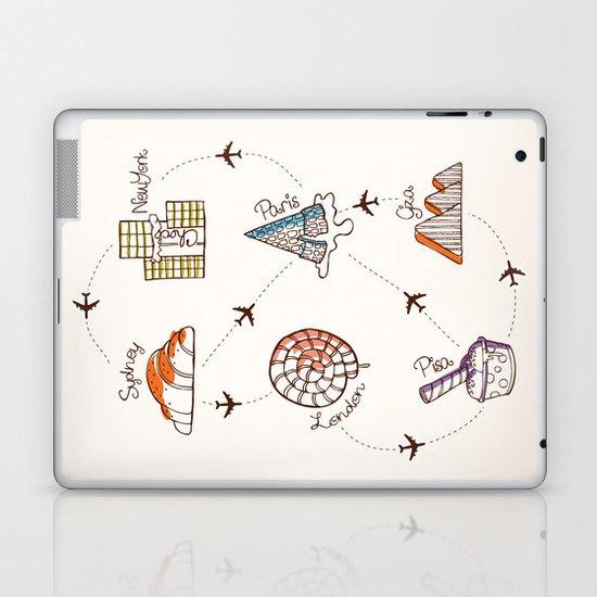 Sweet Travel Laptop & iPad Skin