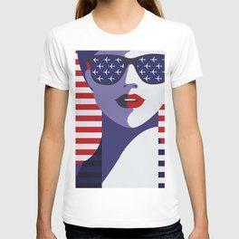 American Stewardess T-shirt