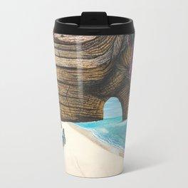 L'amour couleur azur Travel Mug