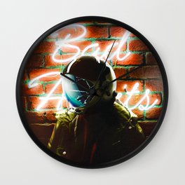 Habits Wall Clock