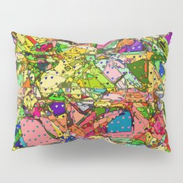 Summer Rain Pillow Sham