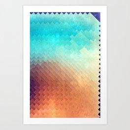 plyyn hyte Art Print