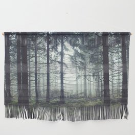 Through The Trees Wall Hanging