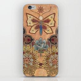 Luminous Garden iPhone Skin