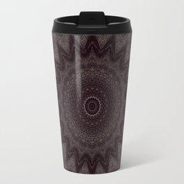 Slightly Lighter Abyssmal Mandala Travel Mug