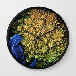 Romanesco Wall Clock
