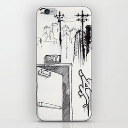 EXIT SERIES 1 iPhone Skin