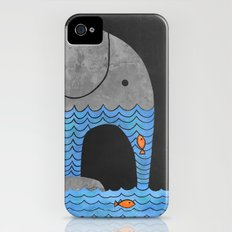 Thirsty Elephant  iPhone (4, 4s) Slim Case