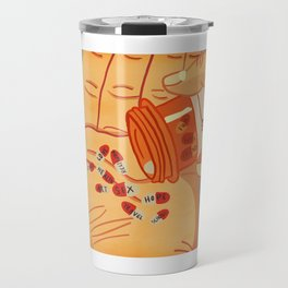 RX for Life Travel Mug